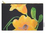 Lilies Of September Carry-all Pouch