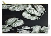 Lilies Of The Deep Carry-all Pouch