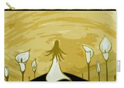 Lilies Of The Field 2 Carry-all Pouch