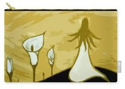 Lilies Of The Field 3 Carry-all Pouch