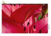 Lilies Of The Oaks Carry-all Pouch