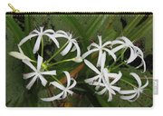 Lilies Of The Swamp Carry-all Pouch