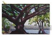 Liliuokalani Park Tree Carry-all Pouch
