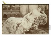 Lillie Langtry (1852-1929) Carry-all Pouch