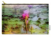 Lillie's Of Capistrano Carry-all Pouch by Michael Hope