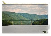 Lilly Bridge - Hinton West Virginia Carry-all Pouch