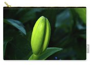 Lilly Bud Carry-all Pouch