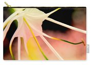 Lilly Flower Pastel Carry-all Pouch