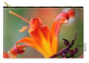 Lilly Flowers Carry-all Pouch
