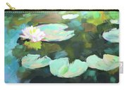 Lillypad Reflections Carry-all Pouch