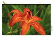 Lily After The Rain Carry-all Pouch