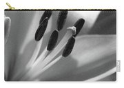 Lily - American Cheerleader 03 - Bw - Water Paper Carry-all Pouch