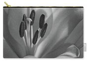 Lily - American Cheerleader 07 - Bw - Water Paper Carry-all Pouch