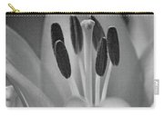Lily - American Cheerleader 11 - Bw - Water Paper Carry-all Pouch