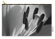 Lily - American Cheerleader 14 - Bw - Water Paper Carry-all Pouch
