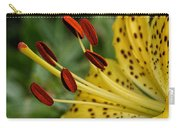 Lily Center Carry-all Pouch by William Selander