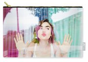 Lily Collins Carry-all Pouch