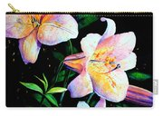 Lily Fiesta Carry-all Pouch