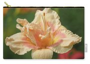 Lily Flower - Daylily Carry-all Pouch