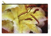 Lily In The Rain 1799 Idp_2 Carry-all Pouch