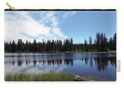 Lily Lake Carry-all Pouch