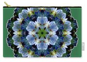 Lily Medallion Carry-all Pouch