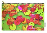 Lily Pad Faces Carry-all Pouch
