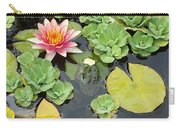 Lily Pad Lunch Carry-all Pouch