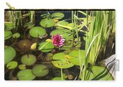 Lily Pad Pond In High Noon Sun Carry-all Pouch