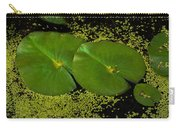 Lily Pad Pond Carry-all Pouch