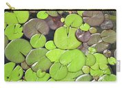 Lily Pads #1 Carry-all Pouch