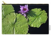 Lily Pads From Above Carry-all Pouch