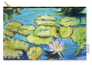 Lily Pads Mo Botanical Garden I Carry-all Pouch