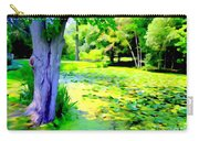 Lily Pond #5 Carry-all Pouch