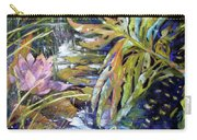 Lily Pond Light Dance Carry-all Pouch