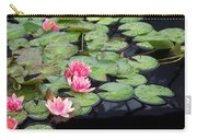 Lily Pond Monet Carry-all Pouch
