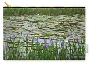 Lily Pond Panorama Carry-all Pouch