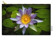Lily Queen Of The Pond  Carry-all Pouch