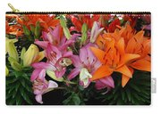 Lily Radiance Carry-all Pouch