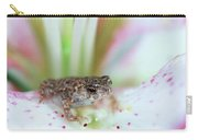 Lily Toad Carry-all Pouch