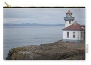 Lime Kiln Lighthouse Panorama Carry-all Pouch