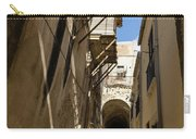 Limestone And Sharp Shadows - Old Town Noto Sicily Italy Carry-all Pouch