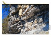 Limestone Cliff Carry-all Pouch