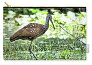 Limpkin 2 Carry-all Pouch