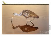 Limpkin In The Mirror Carry-all Pouch