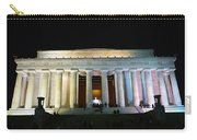 Lincoln Memorial - From Reflecting Pool Carry-all Pouch