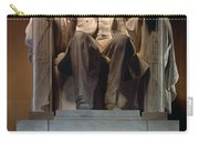 Lincoln Memorial: Statue Carry-all Pouch by Granger