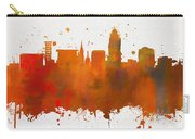 Lincoln Nebraska Colorful Skyline Carry-all Pouch
