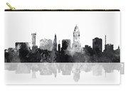 Lincoln Nebraska  Skyline Carry-all Pouch