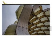 Abstract Of Peoples Gas Pavillon Carry-all Pouch